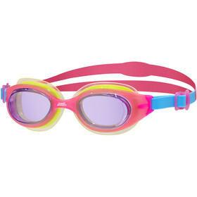 Zoggs Little Sonic Air Goggles Kids, różowy/niebieski